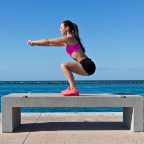 Exercice : Les squats