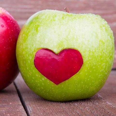 Pommes, monodiète, régime, perte de poids